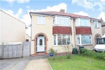 semi detached home for sale in Fouracre Road, Downend...
