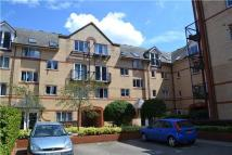 Studio flat in Jessop Court...