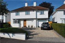 4 bedroom Detached house in Uplands Road, Saltford