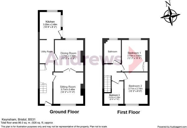 13 Sherwood Floorplan