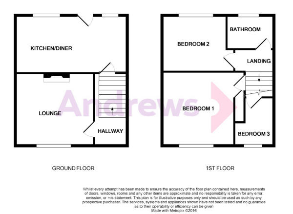 25 Hill Lawn Floorplan