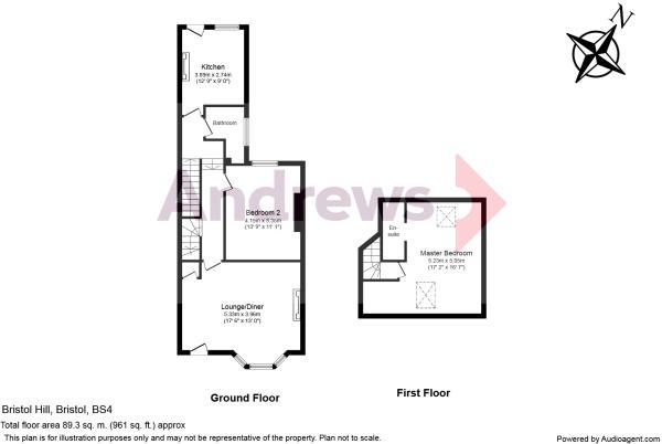 39 Bristol Road Amended floorplan