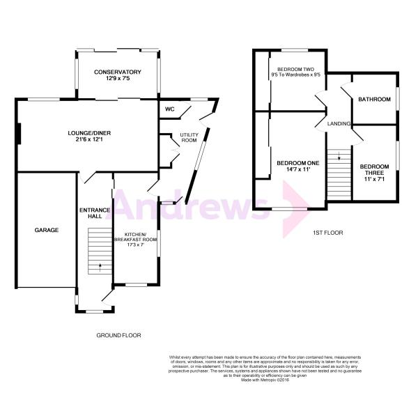29 Goodwin Drive Floorplan