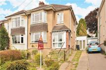Bell Barn Road semi detached property for sale