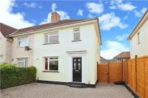 3 bedroom semi detached house in Home Close, Southmead...