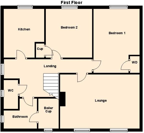 39 monsdale drive - First Floor