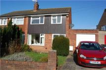 semi detached property in Greenlands Way, Henbury...