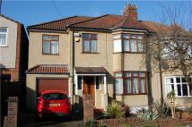 semi detached house for sale in The Cresent, Henleaze...