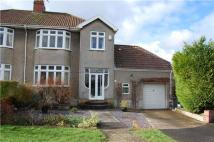 4 bedroom semi detached house in The Crescent, Henleaze...