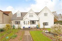 Detached home for sale in Vicarage Road...