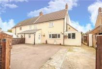 3 bed semi detached house in Chilwood Close...