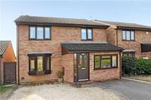 Detached house in School Walk, Yate...