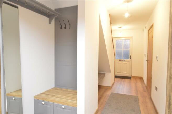 Hallway / storeage