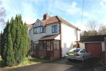 semi detached house in Church Road, Yate...