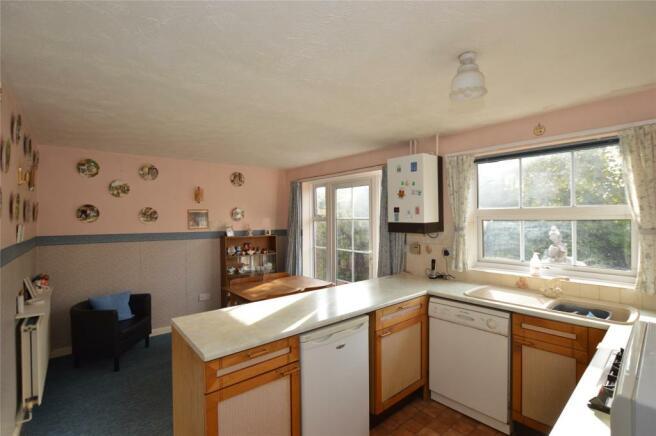 Kitchen/Dininr Room