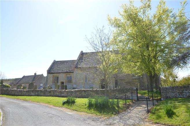 Teddington Church