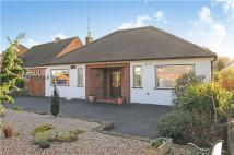 East End Road Detached Bungalow for sale