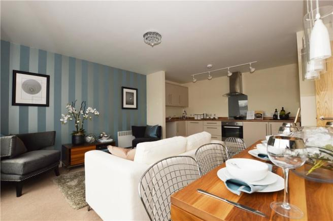 Living dining to Kitchen