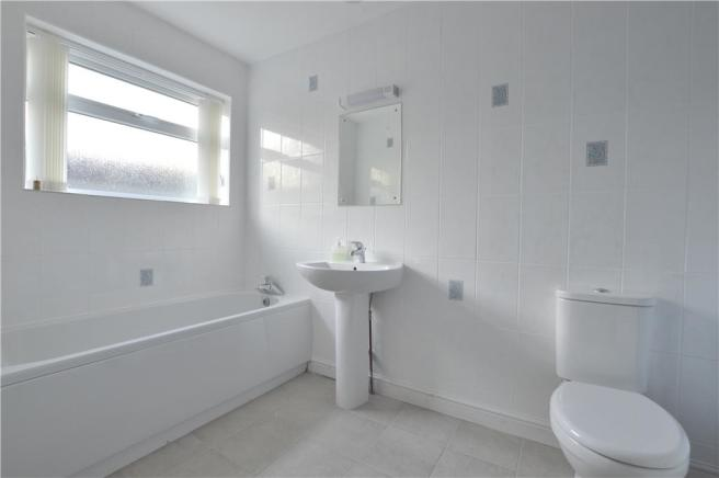 Bathroom ( down stairs )