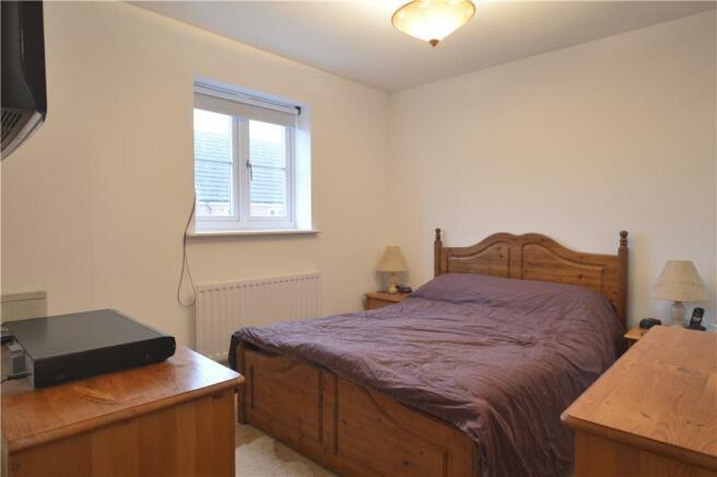 Master Bedroom with En-suit