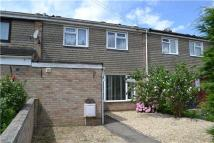 Terraced house in Chandler Close, BAMPTON
