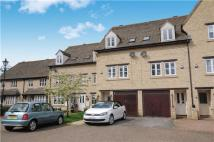 Town House in Grangers Place, WITNEY