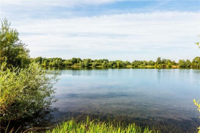 Near By Lake
