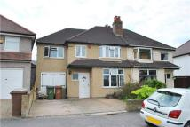 Victoria Avenue semi detached house for sale