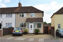 Orchard Avenue semi detached house for sale
