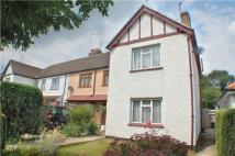 semi detached property in Chipstead Valley Road...