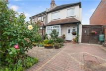 semi detached house for sale in Chipstead Valley Road...