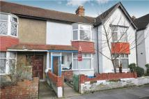 Terraced house in Bank Avenue, Mitcham, CR4