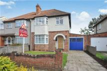 semi detached home in Manor Road, MITCHAM...
