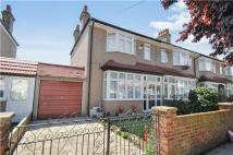 semi detached home in Lammas Avenue, Mitcham...