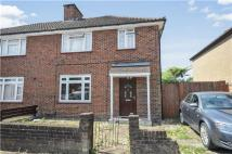 3 bedroom semi detached home for sale in 98 Meopham Road, Mitcham...