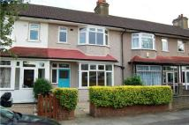 Terraced property for sale in Barnard Road, MITCHAM...