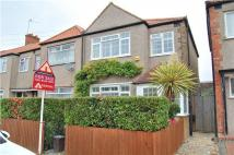 semi detached property for sale in Vale Road, MITCHAM...