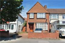 Terraced property in Conway Gardens, MITCHAM...