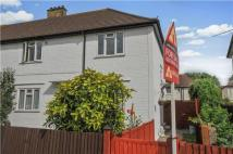 Maisonette for sale in Eldertree Way, MITCHAM...