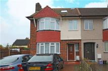 End of Terrace home in Monkleigh Road, MORDEN...