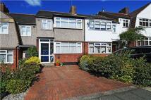 Terraced home in Torrington Way, MORDEN...