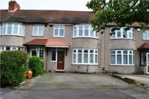 Terraced home in Henley Avenue, SUTTON...