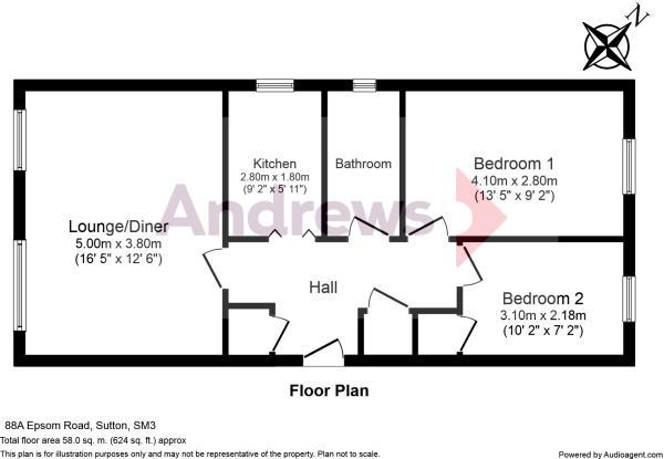 Canford Court Floor Plan