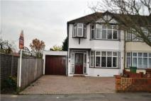 Esher Avenue End of Terrace property for sale