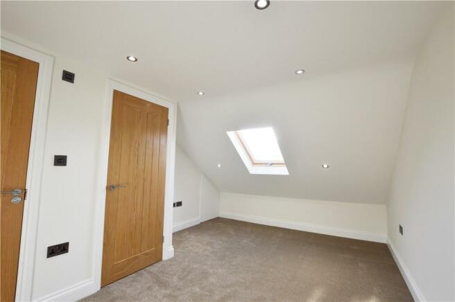 Bedroom 1/loft conversion