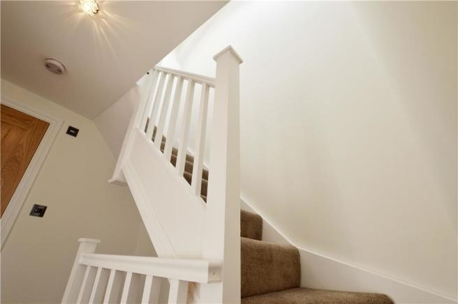 Stairs to Master Bedroom/Loft Conversion