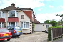 semi detached home for sale in Caversham Avenue...