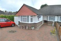 Ashburton Close Semi-Detached Bungalow for sale