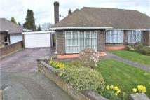 Semi-Detached Bungalow for sale in Chertsey Close, Kenley...