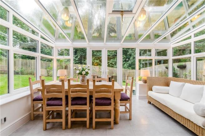 Conservatory/Diner